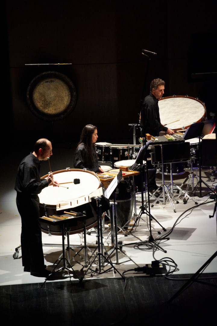 Percussions de Strasbourg Philippe Stirnweiss