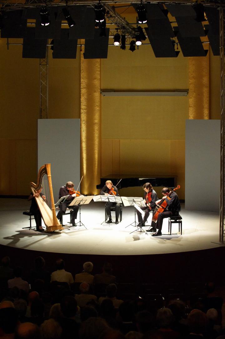 Quatuor Danel Philippe Stirnweiss