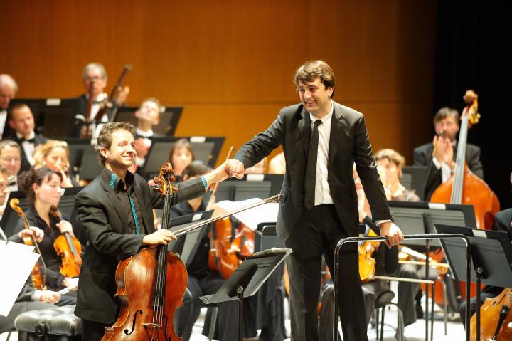 Marc Coppey et Bruno Mantovani Philippe Stirnweiss