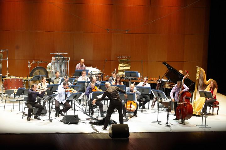 Remix Ensemble Percussions