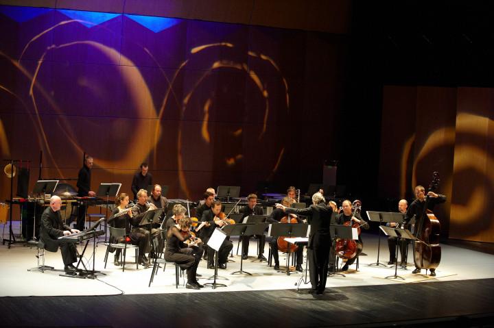 Klangforum Wien Philippe Stirnweiss