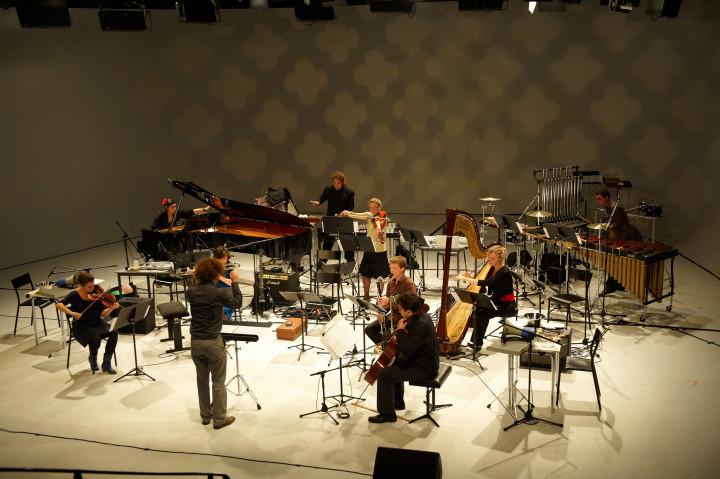 Carte Blanche Internationales Musikinstitut Darmstadt Philippe Stirnweiss