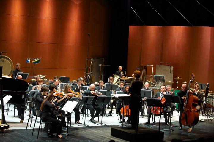 Ensemble Intercontemporain Philippe Stirnweiss