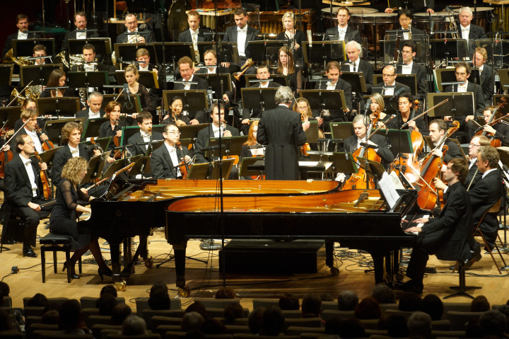 Orchestre du Luxembourg Philippe Stirnweiss