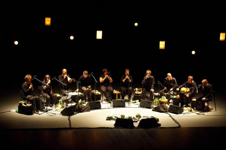 Vienna Vegetable Orchestra Philippe Stirnweiss