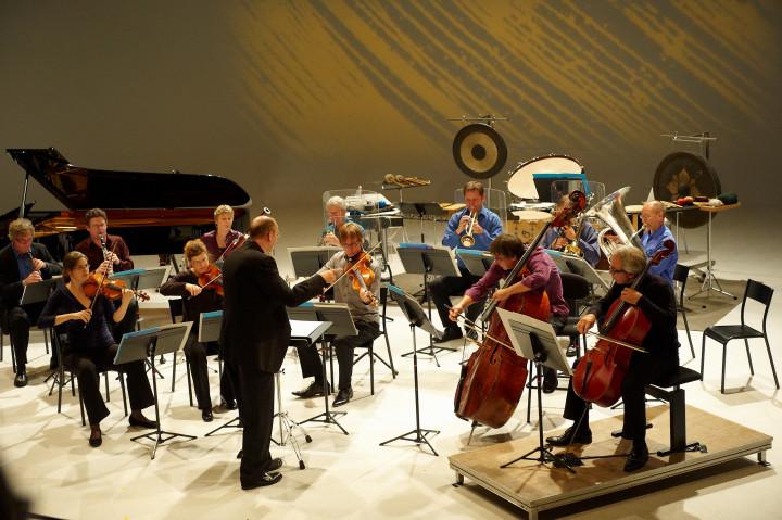 Concert Xenakis #3 Philippe Stirnweiss