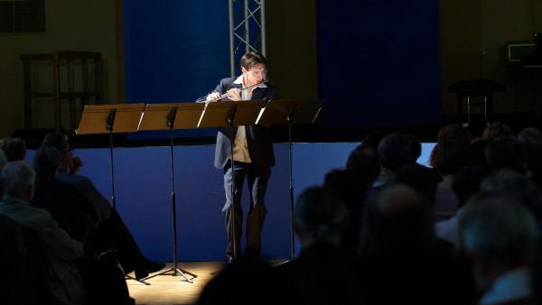 Mario Caroli, Flûte