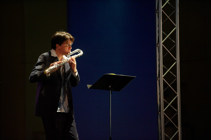 Mario Caroli, flûte Philippe Stirnweiss